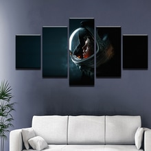 المشارك HD رسمة مطبوعة 5 لوحة الفيلم الغريبة العهد شخصية قماش طباعة ديكور المنزل صور فنية للجدران لغرفة المعيشة