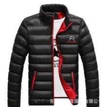 2020 New for CITROEN Winter Jackets Parka Men Autumn Winter Warm Outwear Brand Slim Mens Coats Casua