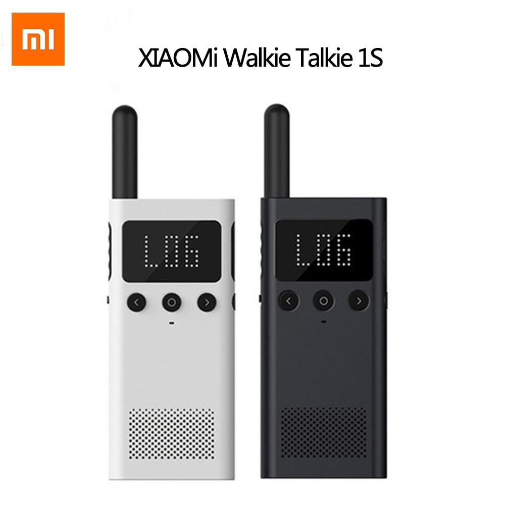 تستخدم 90 جديد Xiaomi Mijia 1S الذكية اسلكية تخاطب مع FM راديو رئيس الهاتف الذكي APP موقع حصة بلوتوث USB قابلة للشحن