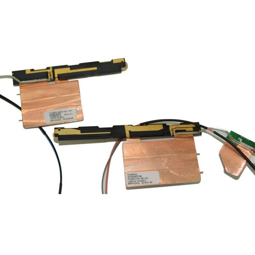 Yang lun-هوائي 4G لجهاز Lenovo Thinkpad T460S T470S ، طقم WWAN WLAN tbsz ، 00UR904 00UR905