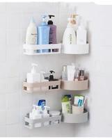 Etagere murale suspendue pour salle de bain ou douche  rangement de cuisine  bureau de bain  organisateur de maquillage  decoration murale