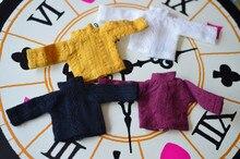 [1/12 Doll Tight-fitting shirt ] OB11 Shirt  Ob11  Clothes (Fit Ob11,obitsu11,BJD12,cu-poche,mini salon)