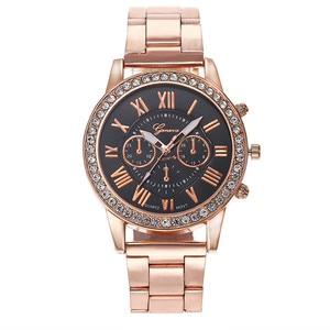 Women's Watch Beautiful Fashion Simple Watch Steel Strip Watch Women Mechanical Gear Watch Watches Mechanical Women Watch 2020