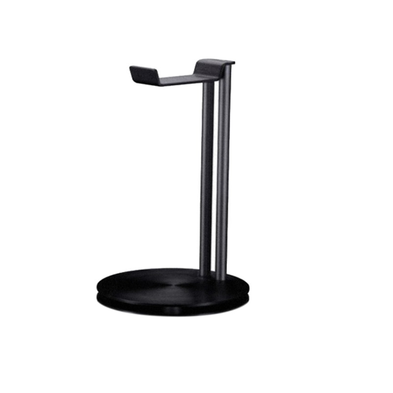 Headphone Stand Holder,Universal Aluminum Alloy Gaming Headset Earphone Holder Table Desk Display Rack Hanger Support for All He