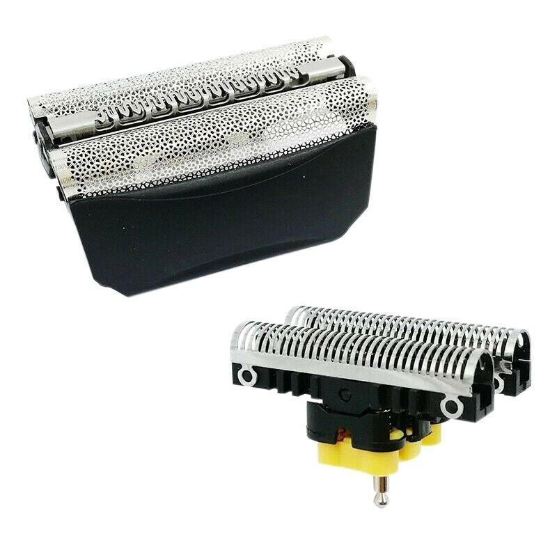 2 шт. для BRAUN Combi Pack 30B 310 330 бритва ножница лезвие и блок лезвия