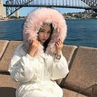 hiver womens overwear casual womens winter divide bottom park cotton coat zipper coat lot with ule manteau femme