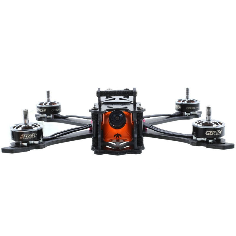 GEPRC GEP-Mark2-4 Frame 3K Carbon Board Parts FPV Racing Through The Frame Small Four-axis UAV for 2-4 Inch Propeller Drone enlarge