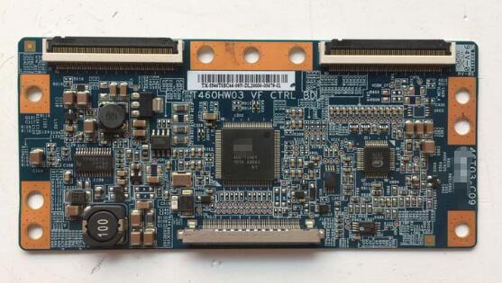 Good test T-CON board for LA37/40C530F1R T460HW03 46T03-C09 screen LA46C530F1R