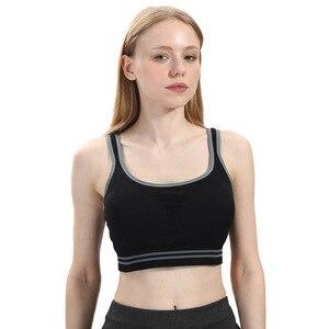 Спортивное нижнее белье, женское нижнее белье, для бега, ударопрочный, для студентов, без стальных колец, для девушек, с большой грудью, тонки...