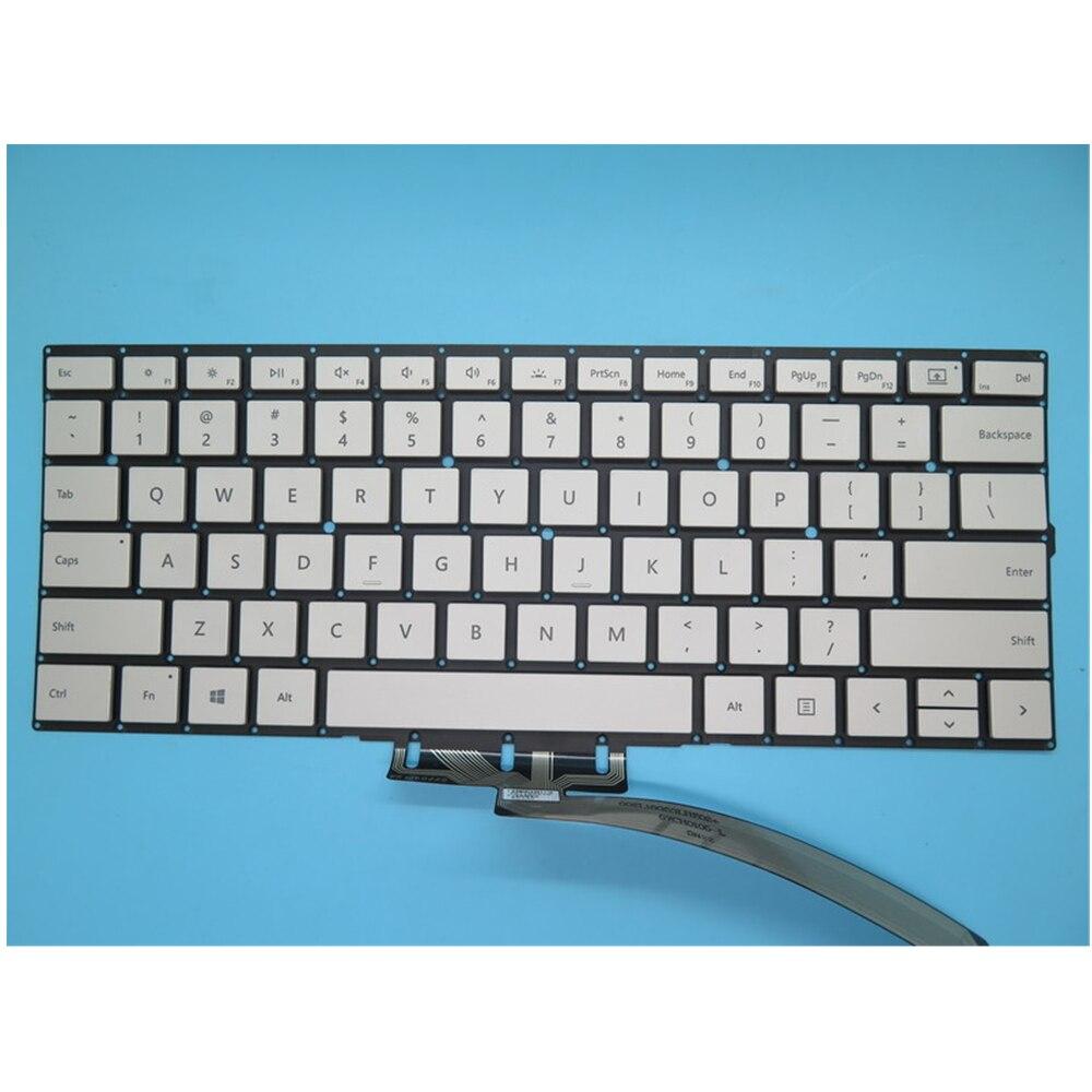 لوحة مفاتيح قفص الاتهام لكتاب مايكروسوفت السطح 2 13.5 ''1832 1834 1835 الولايات المتحدة الأمريكية