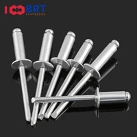 20pcs m2 4 m3 2 m4 m5 m6 gb12618 aluminum blind break mandrel blind rivets nail pop rivets for furniture car aircraft