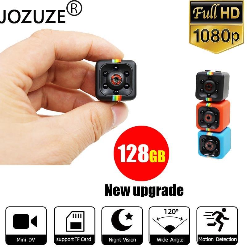 Sq11 Mini Camera Sport DV Sensor Night Vision Camcorder Motion DVR Micro Camera Video Ultra Small Camera HD 1080P cam SQ 11