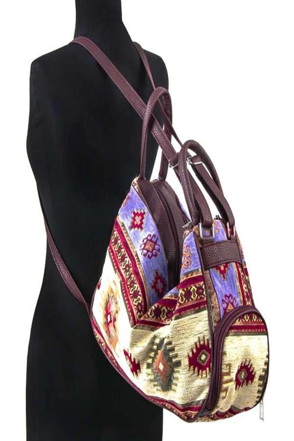 Женская дорожная сумка-женская сумка через плечо-женский рюкзак-Многофункциональный рюкзак и дорожная сумка, оригинальная сумка