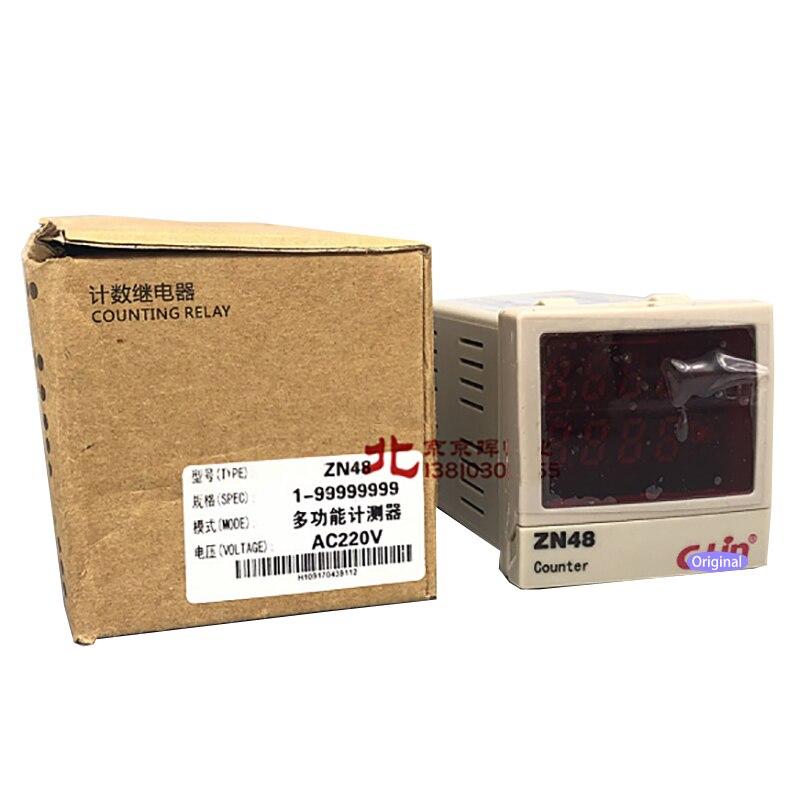 Teste de Vídeo Estoque do Armazém Garantia de 1 Original Qualidade Pode Ser Fornecido Ano Zn48 Ac220v