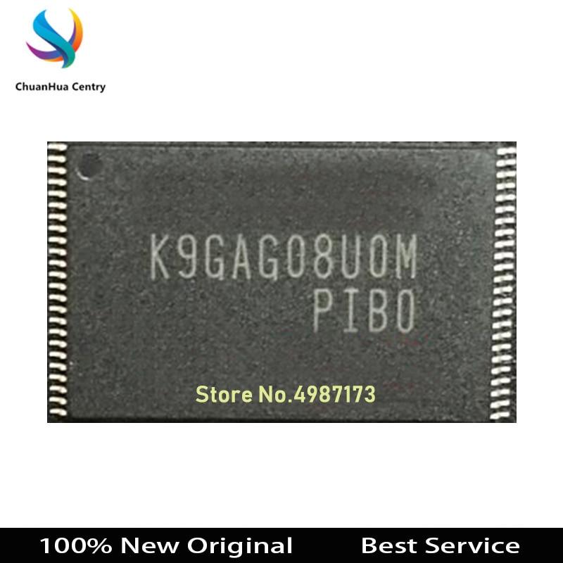 K9GAG08U0M-PIB0 TSOP48 100% nuevo Original K9GAG08UOM-PIBO en Stock descuento mayor para mayor cantidad