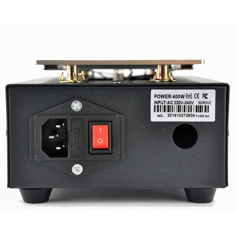 UYUE 948S+ LCD Separator Machine Phone Touch Screen Repair Machine Build-in Vacuum Pump Kit for IPhone Samsung Repair Refurbish enlarge