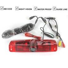 Caméra de sauvegarde lumière de frein de voiture   Pour CHEVROLET EXPRESS VAN GMC SAVANA VAN CCD rétroviseur arrière, caméra Auto caméra Parking, 600TV ligne