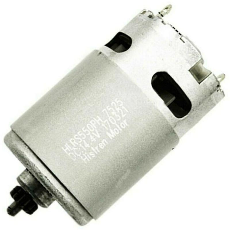GSR14.4-2-LI ONPO 13 Teeth DC Motor 1607022649 HC683LG  DC14.4V 3601JB7480 Electric Drill Maintenance Spare Parts