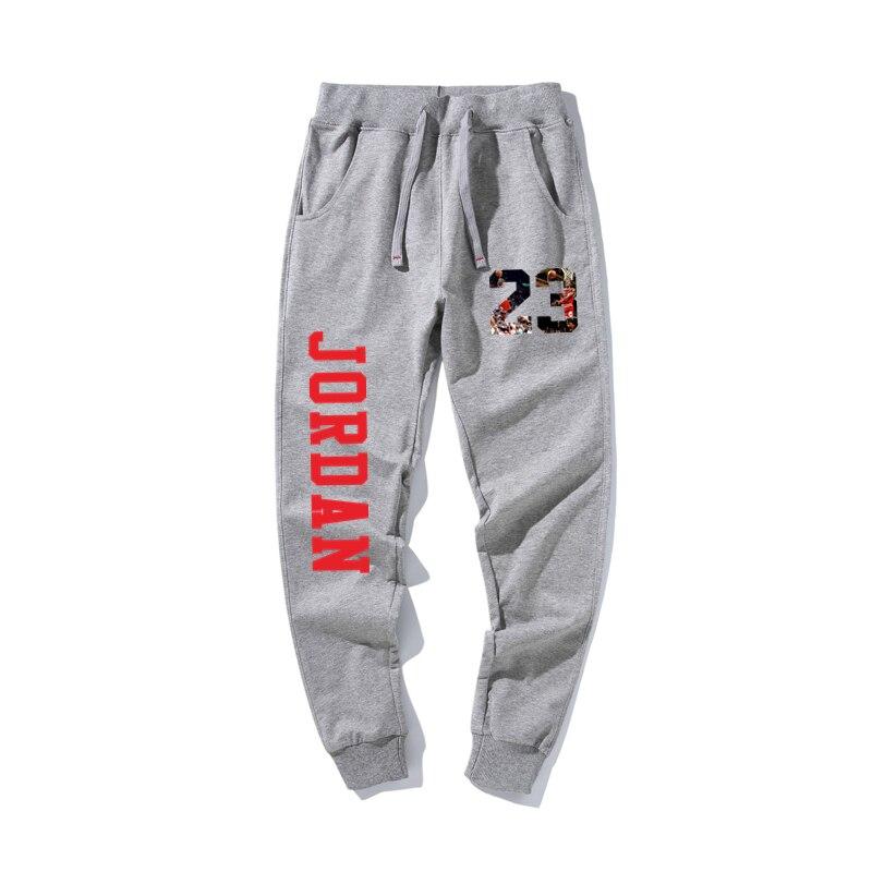 2020 basquetbol de moda Fans pantalones de chándal pantalones de algodón Casual Lover Harem Joggers Pantalones Casual pantalón sudadera deportiva