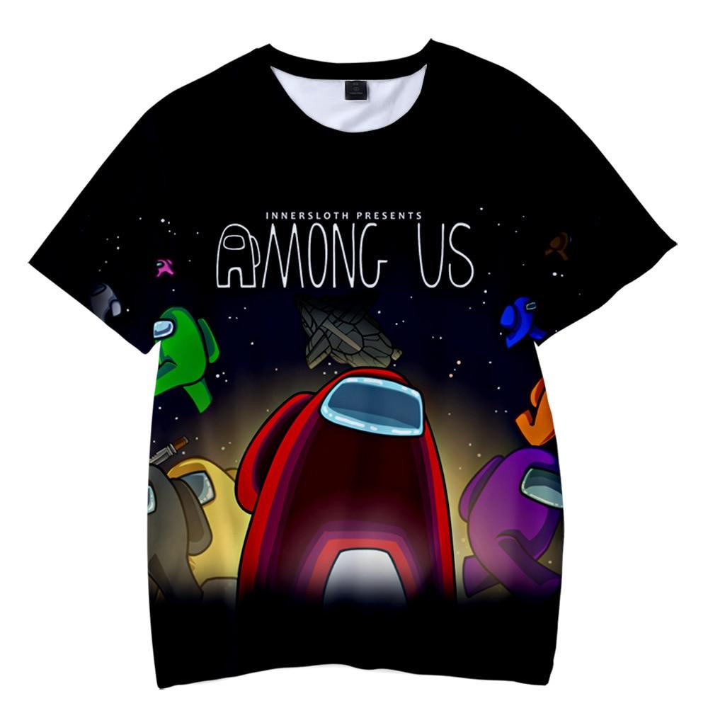 Camiseta en 3D para niños y niñas, ropa de regalo de Navidad...