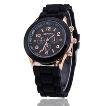 2020 Fashion Quartz Watch Women Silicone Band Ladies Girls Famous Brand Wrist Watch Female Clock Rel