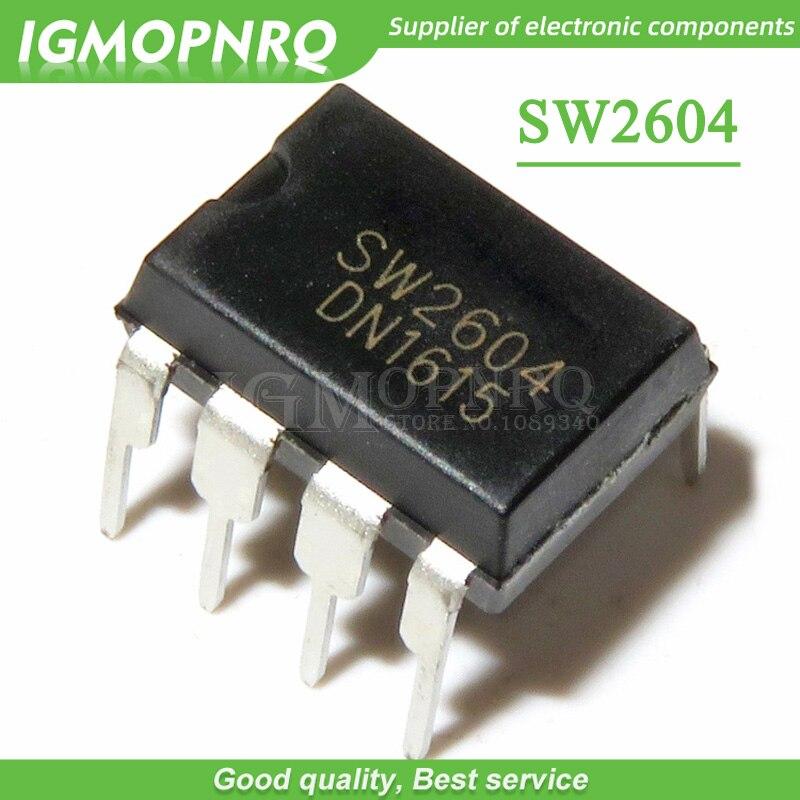 10pcs/lot SW2604A SW2604 DIP8  management chip New Original