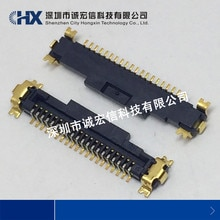 DF36-20S-0.4V spacing 0.4mm 20PIN HRS connector imported original and spot