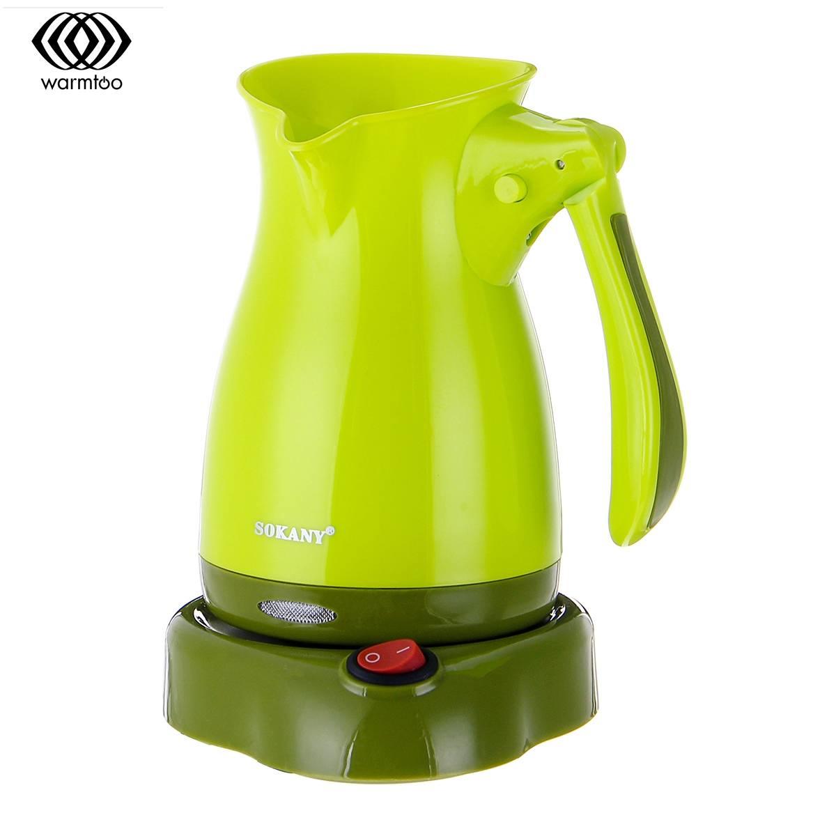 غلاية قهوة كهربائية 220 فولت 5 لتر للمطبخ والمكتب ، موقد ساخن ، للحليب والماء والقهوة والشاي