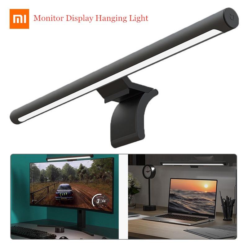 Xiaomi Mijia Lite-مصباح مكتبي ، شاشة عرض ، مصباح معلق ، حماية عيون الطلاب ، القراءة ، الكتابة ، التعلم