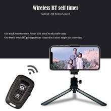 Wireless Phone Selfie Photo Controller Multi-functional Practical Durable Convenient Camera Shutter