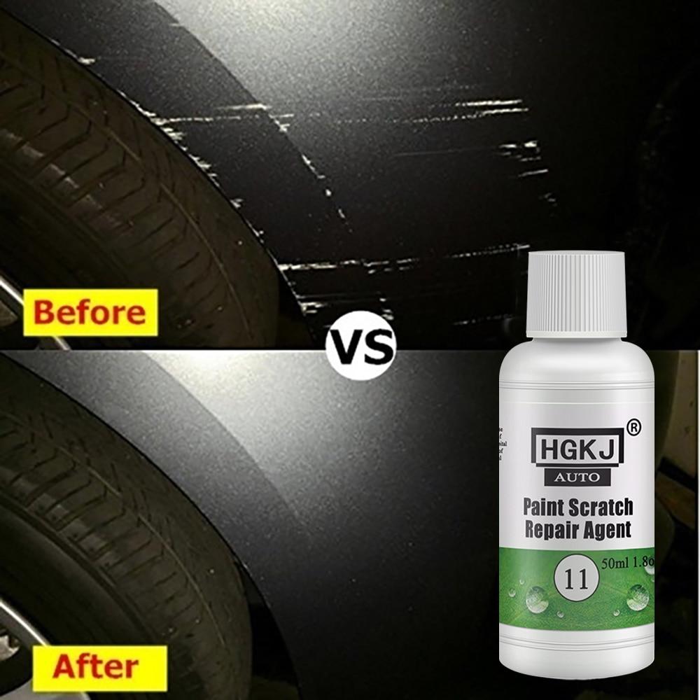 HGKJ Car Repair Tool Car Paint Repair Accessories Paint Scratch Repair Agent
