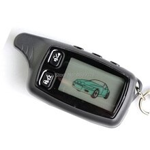 TW9030 LCD télécommande clé porte-clés pour TW-9030 russe alarme bidirectionnelle Tomahawk TZ-7010 TZ7010 TW7010 TW-7010 TW9000 TW-9000