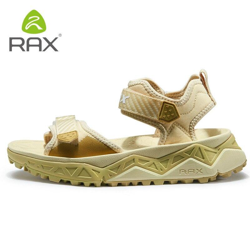 Rax-أحذية مائية للرجال والنساء ، أحذية خارجية مضادة للانزلاق للشاطئ ، للرحلات المائية ، للجنسين ، D0860