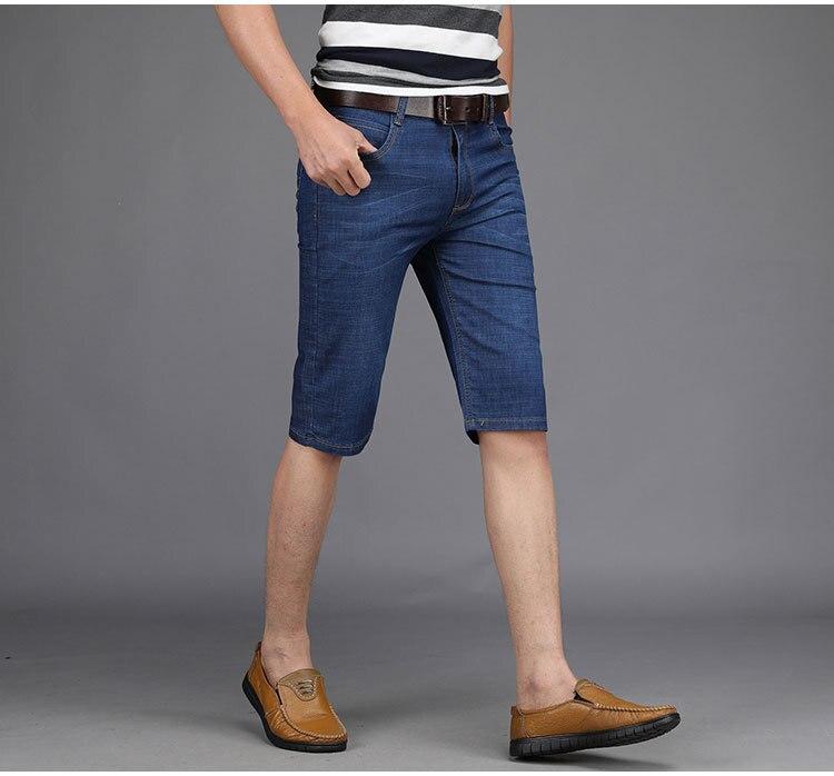 Мужские летние джинсы 2020, Брендовые мужские брюки, летние джинсы для мужчин