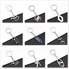 Accessoires de porte-clés de style de voiture pour Suzuki Subaru Lada Opel KIA Mazda Renault Hyundai peugeot Toyota porte-clés de voiture