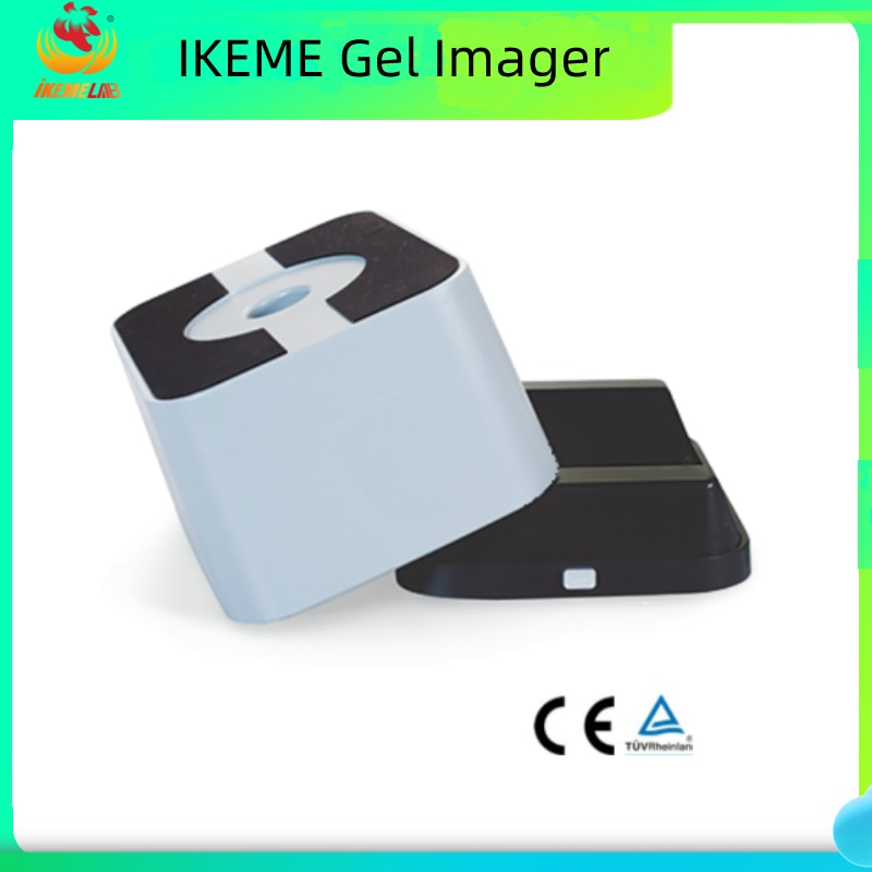High Quality Lab Instruments GelSMART Blue Light Gel Document Imaging System Small Type Portable Gel Imaging Analysis System