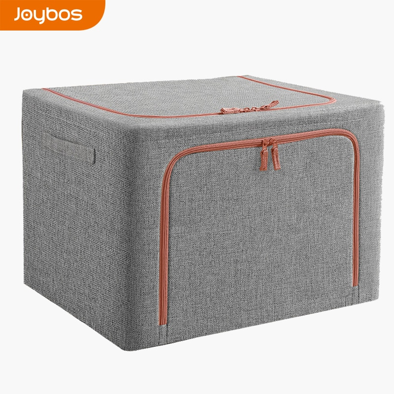 JOYBOX Dormitory Organizer For Home Separated Storage Box Foldable Organizer Wardrobe Clothes Underwear Toy Finishing Box JBS21