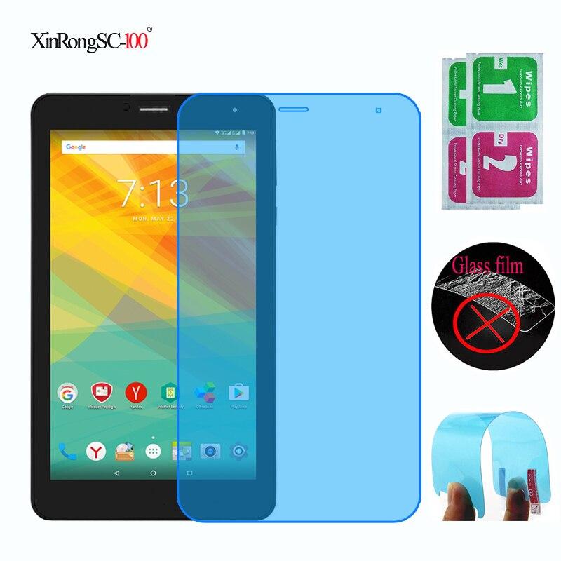 Zachte Tpu Nano-Coated Screen Protector Beschermende Film Voor Dexp Ursus N370 N470 N570 7 Inch Tablet Geen Gehard glas