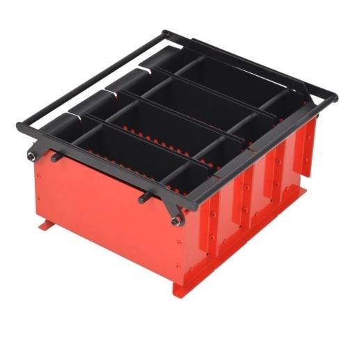 Prensador para hacer briquetas con papel de 38x31x18 cm, envío gratis en españa, almacén [ES Warehouse]