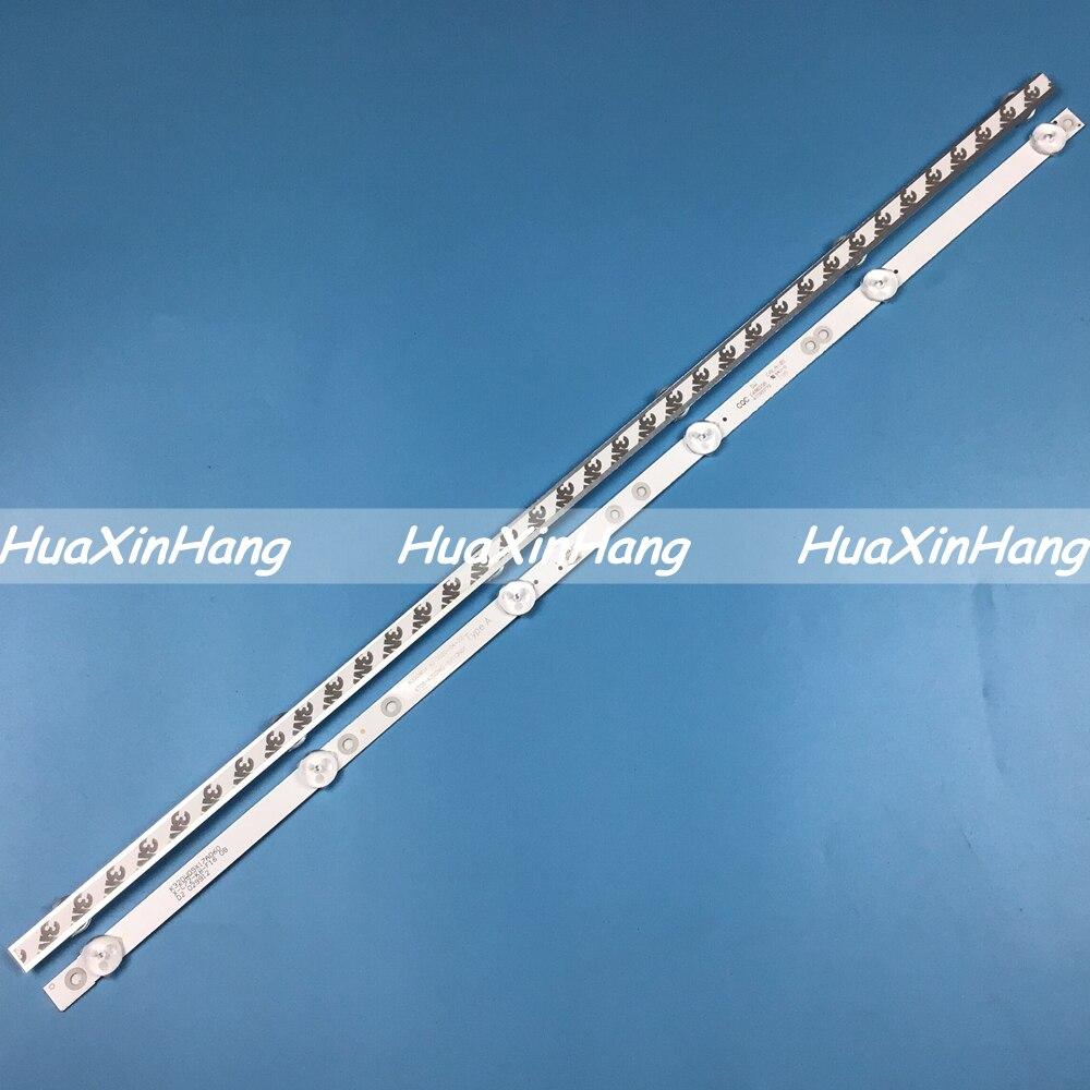 10 قطعة LED شريط إضاءة خلفي ل 32PHS4062 باناسونيك TX-32FR250K 2T-C32ACSA K320WDX A1 A2 ab نوع 4708-K320WD-A2113N01 A1113N11