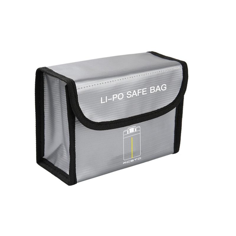 for DJI Mavic Mini Battery Package Battery Pack Protective Storage Bag LiPo Safe Bag Explosion-Proof for DJI Mavic Mini