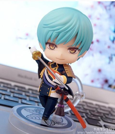 Anime Touken Ranbu en línea Ichigo Hitofuri figura de acción de dibujos animados PVC juguetes figuras de coleccionismo regalo