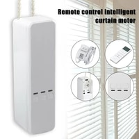 NEW Smart Home Motorized Chain Roller Blinds Automation Kit Control with Remote and MOBILE Control Via Alexa Google Wifi