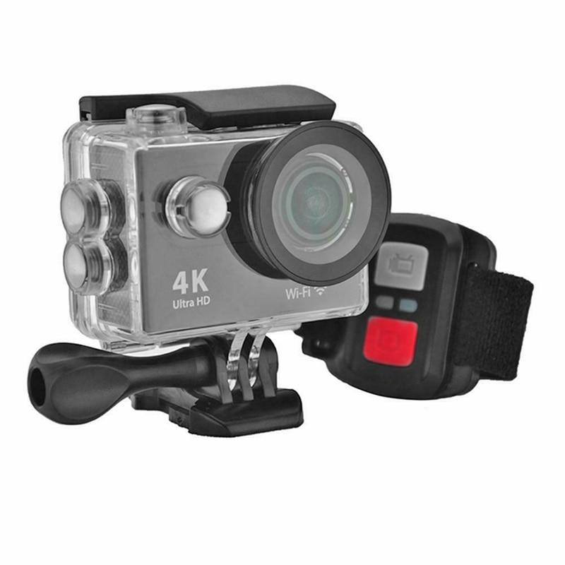 H9r wifi câmera 1080 p ultra 4 k esporte ação à prova dwaterproof água viagem filmadora preto