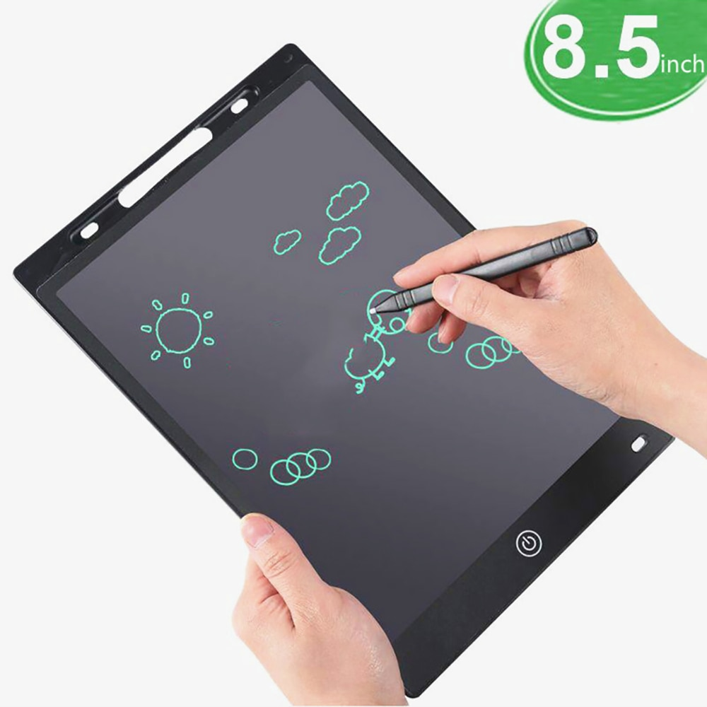 """8,5 """"электронные графический планшет Планшеты доска для рисования ЖК-дисплей Экран планшет с цифровым рисунком для рукописного ввода графической информации Pad Доска W/ручка-3"""