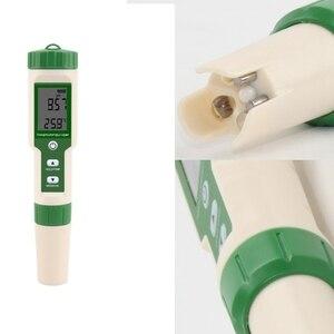 EZ-9910 PH/TDS/EC/ORP/Temperature Meter PH Meter Digital Water Quality Monitor Tester for Water