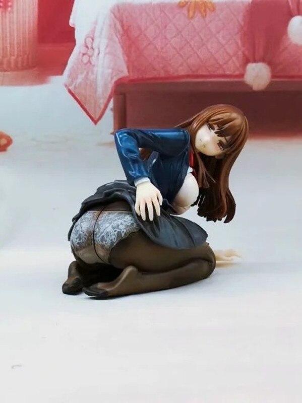 15cm skytube premium stp haimei maso corpo macio sexy menina figura anime japonês pvc adulto figura de ação brinquedo coleção modelo boneca