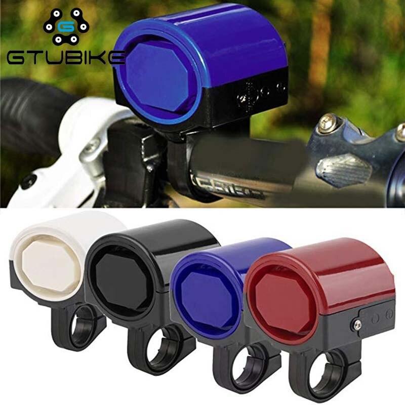 Высокое качество Громкий MTB дорожный велосипедный электронный Звонок Громкий Рог велосипедный Гудок Сирена