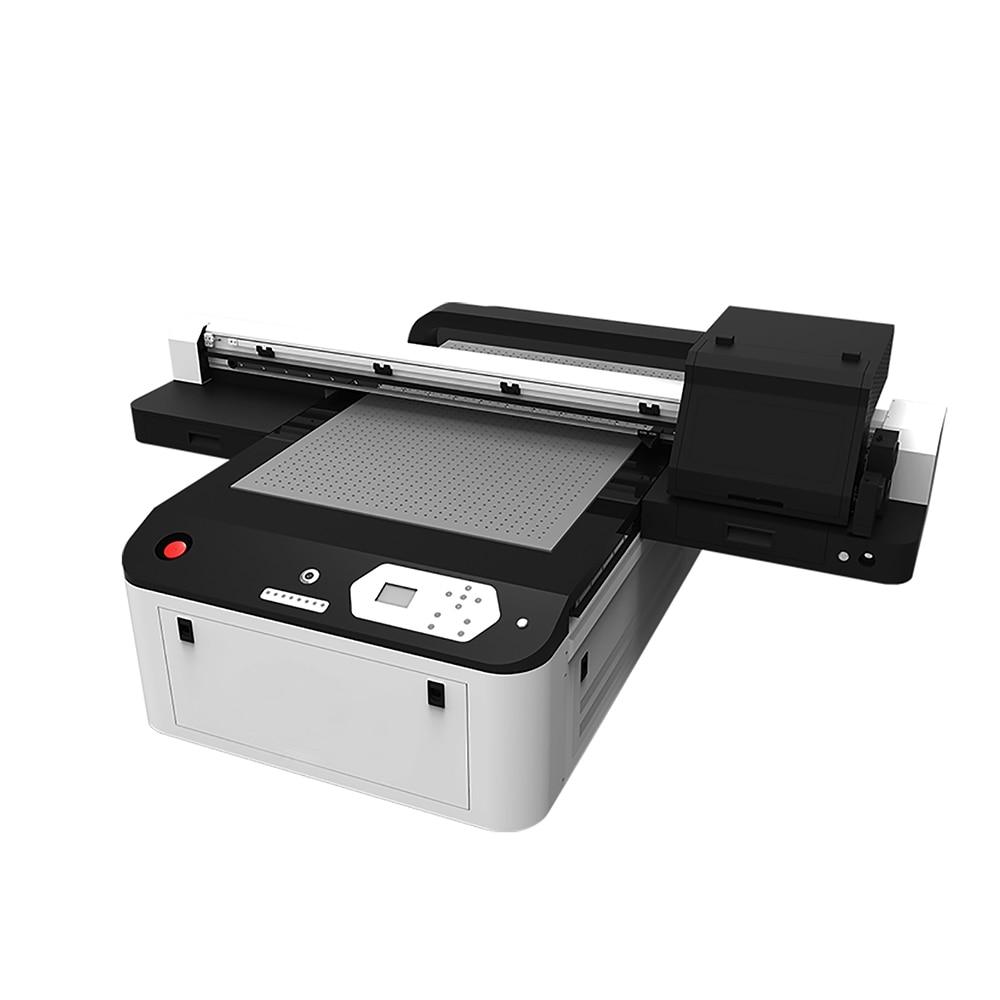 Atualizar impressora uv 6090 impressora uv do leito 6090 grande formato multifunction digital jato de tinta 3d impressora uv cerâmica