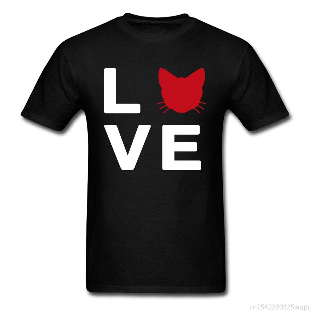 Camiseta de algodón de los 80 para hombre de ropa negra con...